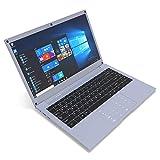 Windows-10 ComputerNotebook, 6GB RAM, 128GB SSD ROM, Intel Celeron, Windows 10 Home in S Mode, HDMI, Touch Numeric Keypad, 5G WiFi, HD IPS Display