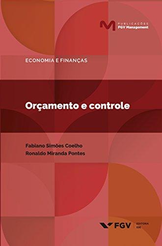 Orçamento e controle (Publicações FGV Management)