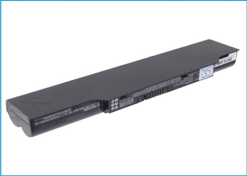 Replacement Battery for FUJITSU LifeBook A530, LifeBook A531, LifeBook AH530 Part NO CP477891-01, FMVNBP186, FPCBP250