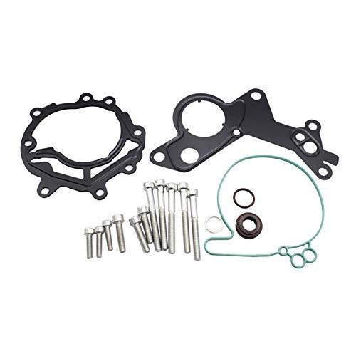 XINXI-YW Diverse Car Vacuum Pump Rebuild Gasket Kit 038145209 sturdy (Color : Black)