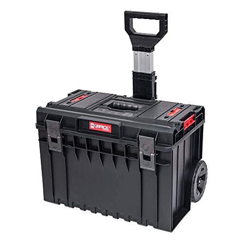 QBRICK BASIC Cart Werkzeugtrolley 58,5x43cm Werkzeugkoffer Werkzeugkasten Werkzeugbox...