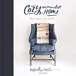 Cozy Minimalist Home audiobook cover art