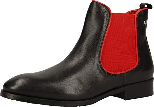 Pikolinos Royal W4D - Botas de piel, color Negro, talla 42 EU