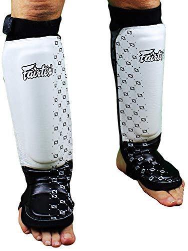 FAIRTEX-Neoprene Shin Guards Muay Thai MMA Instep Protector