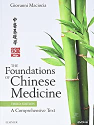 A main foundation textbook for acupuncture study.