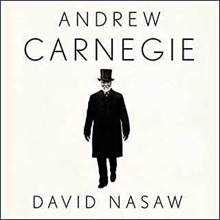 Andrew Carnegie cover art