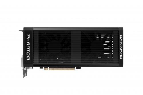 Gainward NIVIDIA GTX670 Phantom Grafikkarte (PCI-e, 2GB DDR5 Speicher, HDMI, 2X DVI, DisplayPort, 1 GPU)