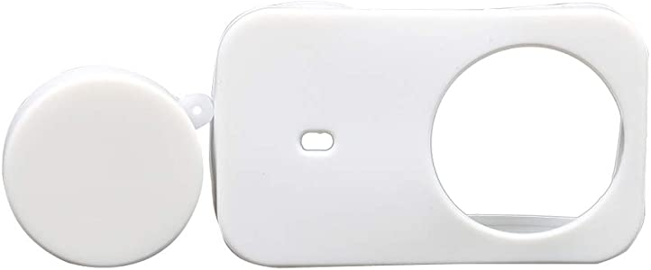 JENOR Silicon Soft Case With Protective Lens Cover Cap compatible for ...