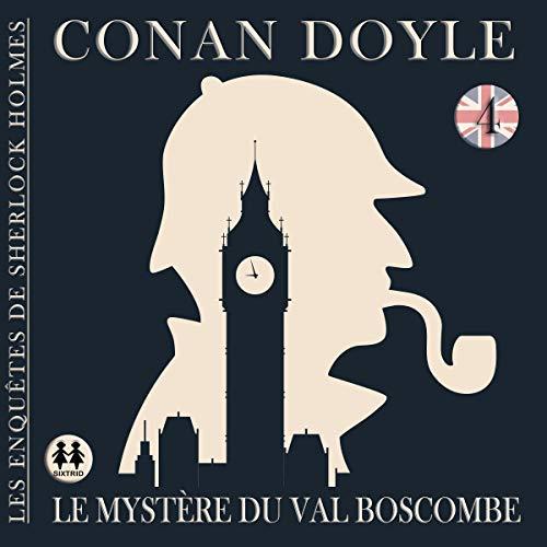 Couverture de Le mystère du Val Boscombe
