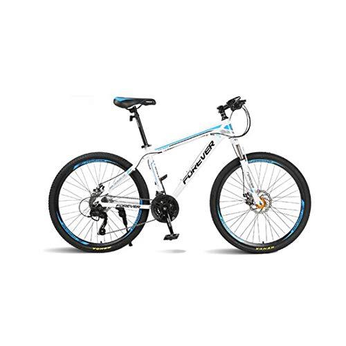 Huashao 60Inch Mountain Bikes 24 Speed Mountain Bike