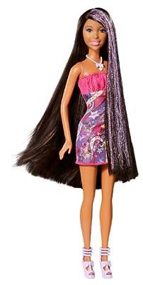Barbie Hair-Tastic Long Hair African-American Doll