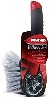 Mothers Wheel Brush and Tire Cleaner for Car Detailing
