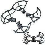 iEago RC Protector de hélices para dron DJI FPV Drone, semicerrado, protección anticolisión, anillo de protección para hélices de drones compatible con DJI FPV dron accesorios