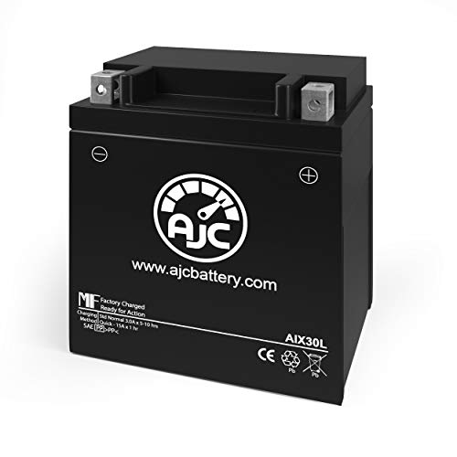Polaris Sportsman 700 EFI 700CC ATV Replacement Battery (2004-2007) - This is an AJC Brand Replacement
