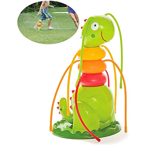 ZXIAQI Giocattoli Splash Play Bambini Summer Gioco d'Acqua, Funny Splash Play Outdoor Fun Toy Nuoto Party Beach Pool Play for Kids (18 * 27 Cm / 7 * 10.6 Pollici)
