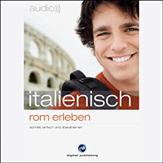 Audio Italienisch. Rom erleben Titelbild