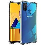 Verco Case for Samsung Galaxy M30s, Phone Cover Slim Soft