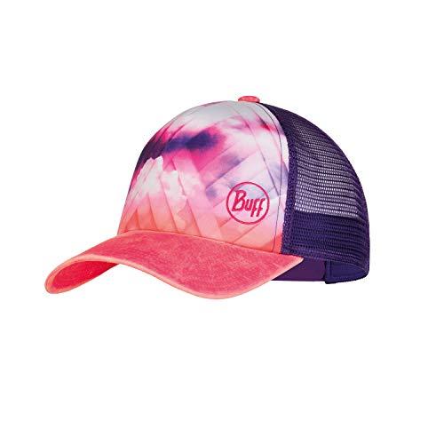 Buff Damen Trucker Cap, Ray Rose Pink, One Size