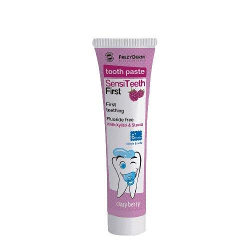 FREZYDERM Sensiteeth First Toothpaste