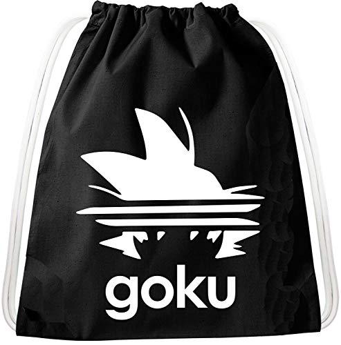 AdiGoku Goku Dragon Mochila Bolsa Gym Bag Sport Jute Pouch, Mochila