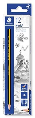 STAEDTLER Noris Clup 118 Triplus Bleistift Härtegrad HB 12 Stück