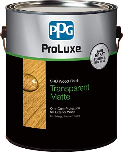 PPG ProLuxe SRD Wood Finish