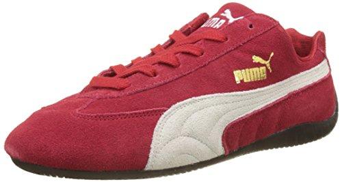 Puma Speed Cat Sparco, Zapatillas de Deporte Hombre, Rojo (Ribbon Red-White 01), 39 EU (6 UK)