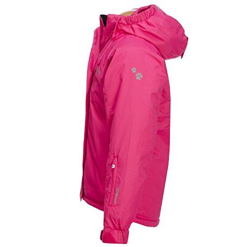 Kilpi, Aino-JG ski-jas kinderen, roze-164