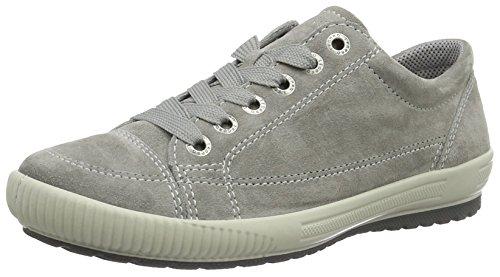 Legero Legero Damen Tanaro Sneaker, Grau Metall, 41.5 EU