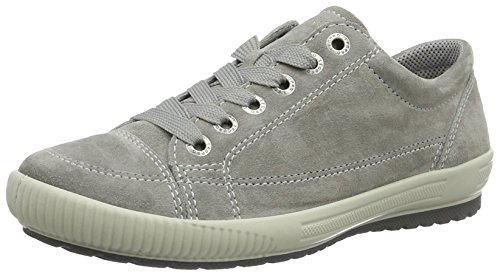 Legero Tanaro Damen Sneakers, Grau (Metall 92), 38.5 EU (5.5 UK)