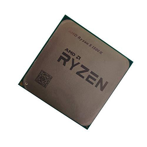 Used AMD Ryzen 5 1500X R5-1500X 3.5-3.7 GHz 4-Core 65W Socket AM4 CPU Processor