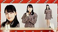 乃木坂46 向井葉月 写真 2019.December-Ⅱ チェックセットアップ 3枚No1701