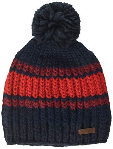 Barts Unisex Dillen Beanie Baskenmütze, Rot (Capsicum 0005), One Size (Herstellergröße: Uni)