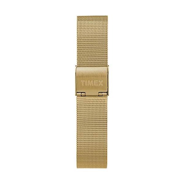 Timex Metropolitan – Reloj para mujer (34 mm)
