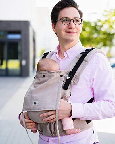 LIMAS Babytrage Flex Beige