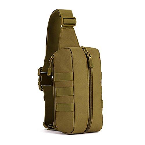 emballage extérieur Voyage imperméable sac à dos loisirs double usage nylon 17 * 28 * 8cm , 1