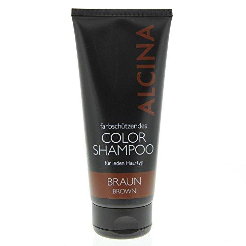 Alcina Color Shampoo Braun 200ml