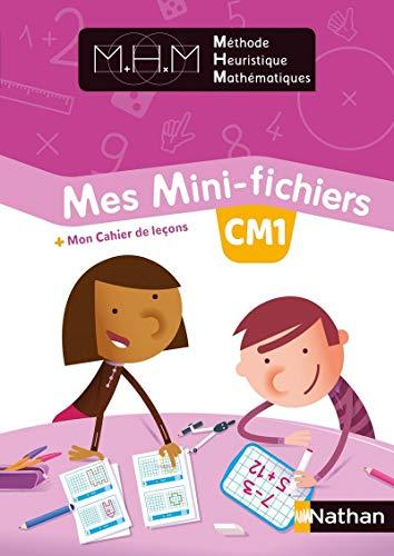 MHM - Mes mini-fichiers CM1