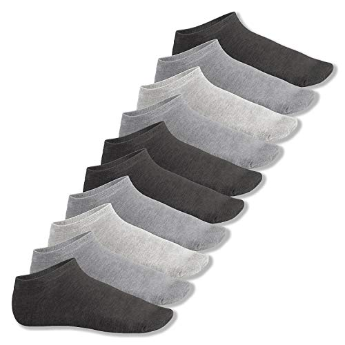 Footstar SNEAK IT! - 10 pares calcetines tobilleros