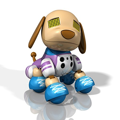 Zoomer Zuppies Interactive Puppy, Kicks by Spin Master