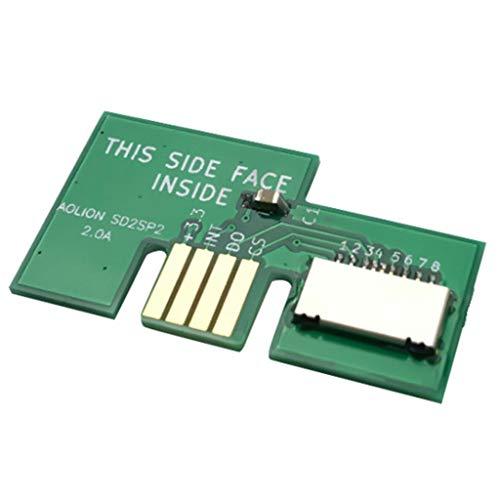 LEXIANG Reemplazo Adaptador de Tarjeta Micro SD Lector de Tarjetas TF para...