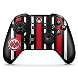 DeinDesign Skin kompatibel mit Microsoft Xbox One X Controller Aufkleber Folie Sticker Eintracht Frankfurt Offizielles Lizenzprodukt Sge
