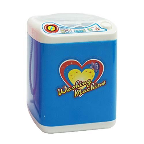 Maquillage électrique dispositif de nettoyage Brosse, nettoyage automatique électronique pour lave-linge Beauté Blender Éponges cosmétiques Brosses poudre Puffs, Bleu