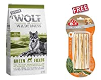 This tasty Senior dog food Economy Pack: 2 x 12kg is made with lots of lamb and chicken, both of which are excellent sources of animal protein and very easy to digest. High meat content, min. 51% total meat content (muscle meat and other meat). 100 %...