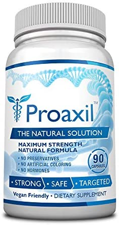 Proaxil 1 Choice for Prostate Health 1 Bottle Improve Overall Prostate Health Urine Flow and product image