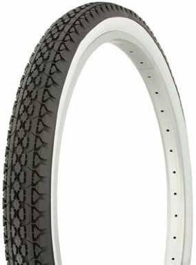 "Pair of Black White Wall 26 x 2.125 Beach Cruiser Bike Bicycle Tires Diamond 26/"""