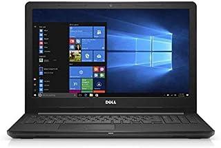 Dell Inspiron 3567 Laptop – Intel Core i3-7100U, 15.6-Inch, 1TB, 8GB RAM, Eng-KB, Windows 10, Black