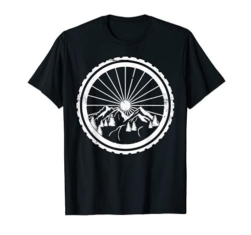 Roue de vélo de route VTT Rider Cycliste Jersey T-Shirt