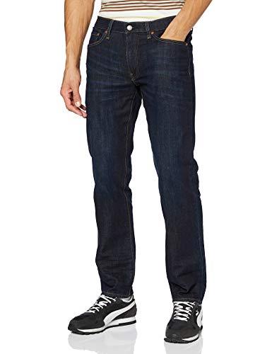 Levi's 514 Straight Jeans, The Rich T2, 32W x 32L para Hombre