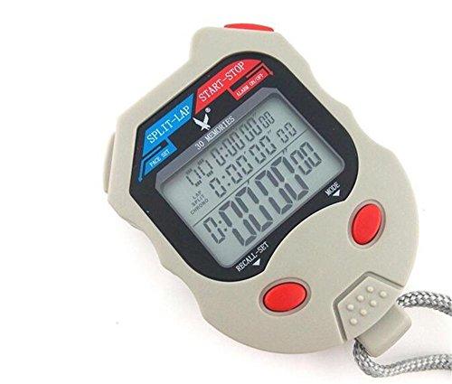 Cuzit for Men PC530Digitale Professionale cronometro cronografo Digitale Sport cronometro contatore Timer Professionale Atletica